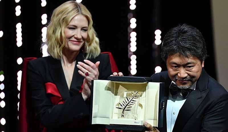 Altın Palmiye Japonya'ya gitti