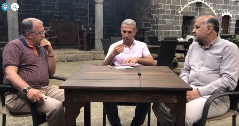 CANLI YAYIN...Diyarbakır'da partilerin listeleri ve seçim sürecini yazar Şeyhmus Diken ve gazeteci Nevzat Bingöl ile..