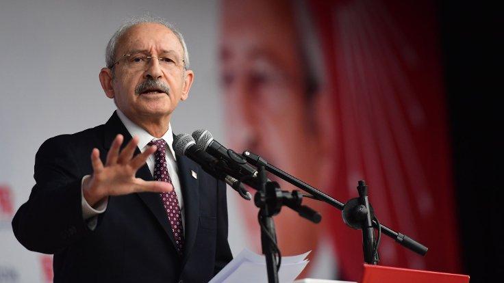 Kılıçdaroğlu: Listeleri kimseyi dışlamadan hazırladık