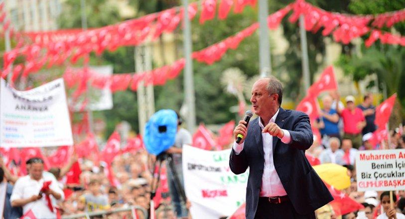 İnce'den Erdoğan'a ekonomi çağrısı