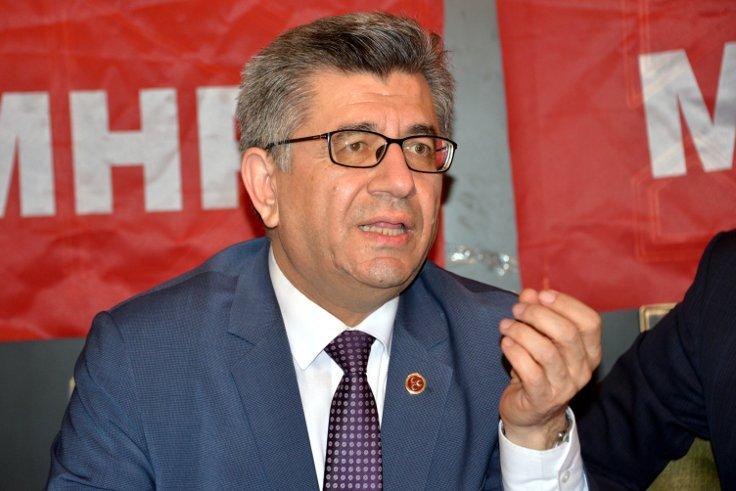 MHP: Erdoğan müdahale etmese iyi olur