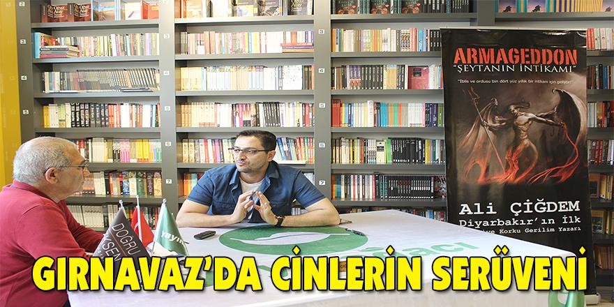 GIRNAVAZ'DA CİNLERİN SERÜVENİ