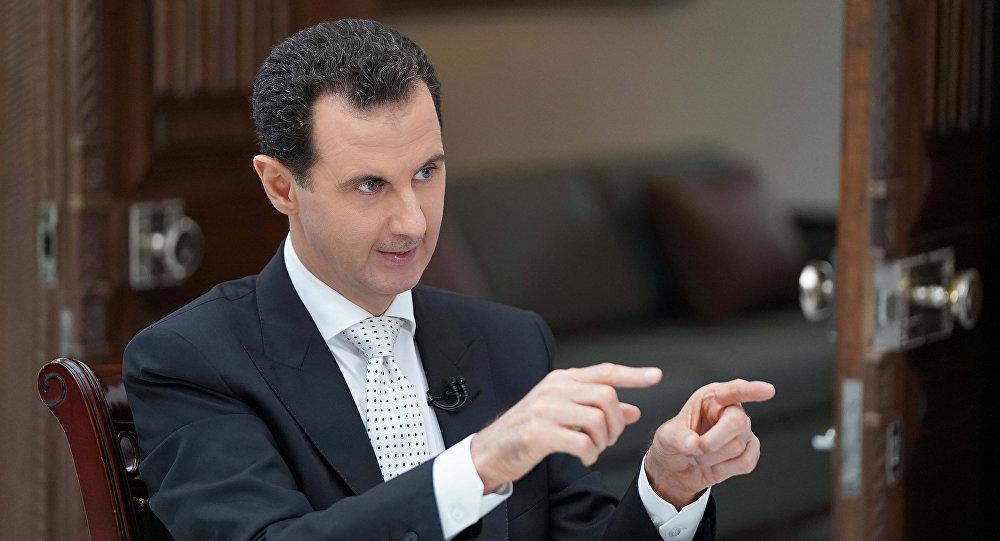 Esad: DSG'ye karşı askeri seçenekte masada