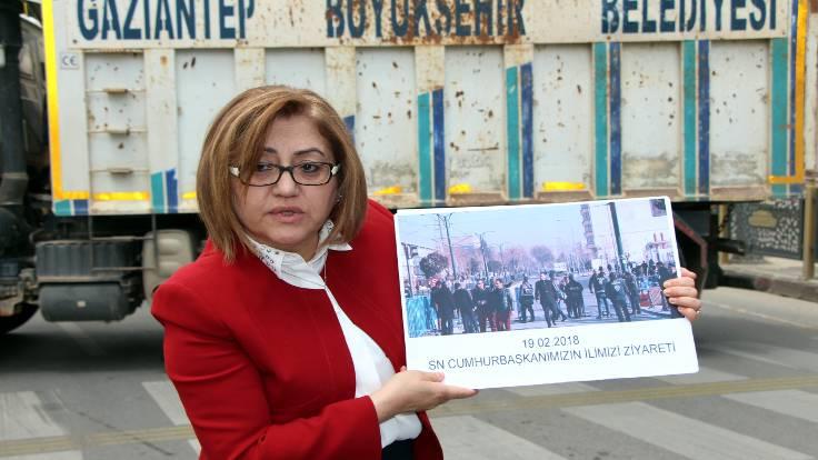 Fatma Şahin: Akşener'den özür bekliyorum