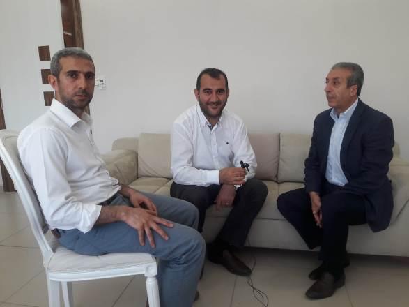 CANLI YAYIN...AK Parti Diyarbakır milletvekili adayı ve eski Bakan Mehdi Eker ile gündemi değerlendiriyoruz