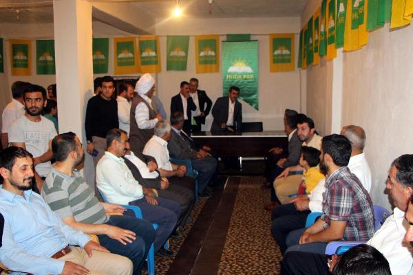 HÜDA-PAR, Silopi'de ilk kez seçim bürosu açtı