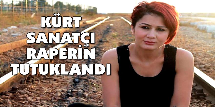 Kürt sanatçı Raperin tutuklandı