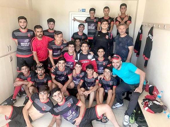 Ergani G.Birliği Bölge Şampiyonu