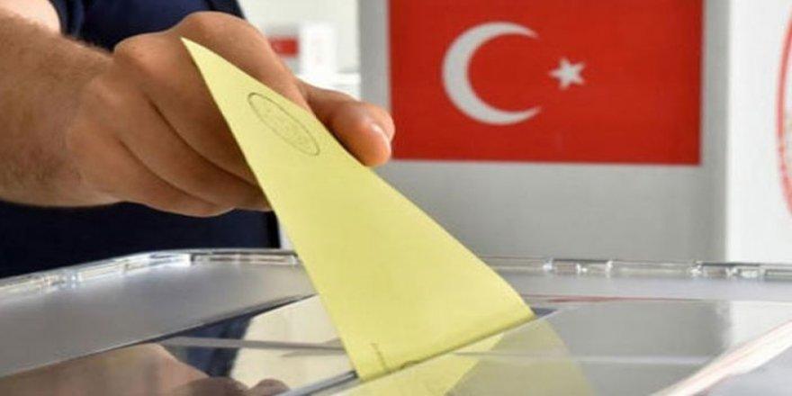 Yurt dışı seçiminde AK Parti mühürlü pusula