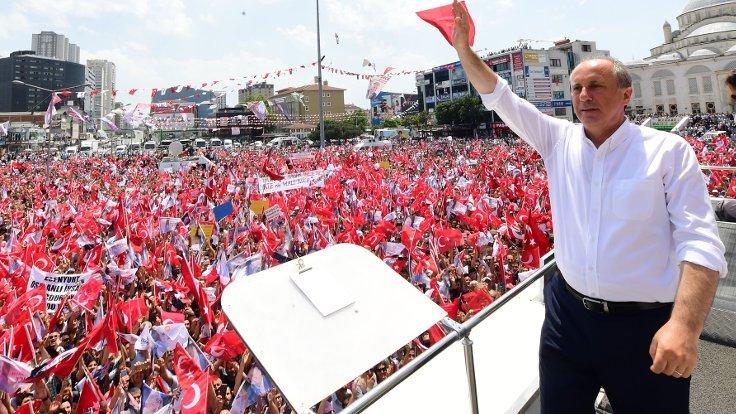 İnce'den Erdoğan'a: Diyarbakır'da AK Partili kardeşlerim de vardı