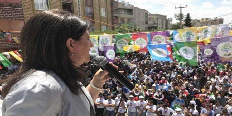 Pervin Buldan: Türkiye halkları idama onay vermeyecek