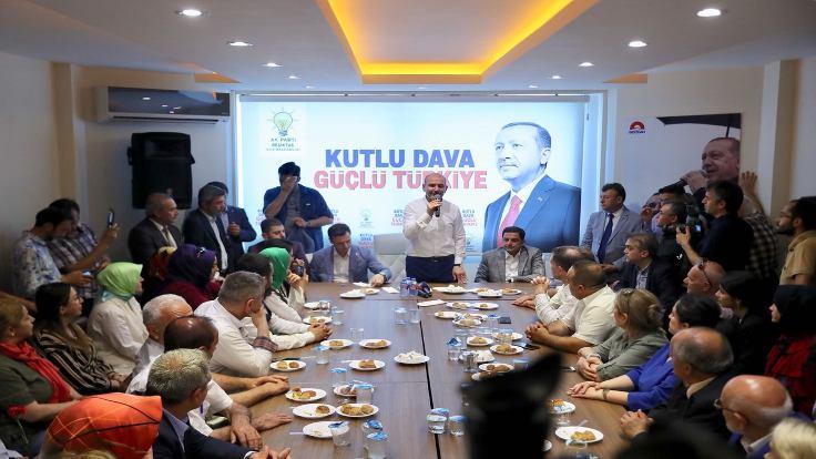 Soylu, Suruç'un faturasını HDP'ye ve İnce'ye kesti