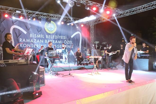 Mustafa Ceceli İzdihamı