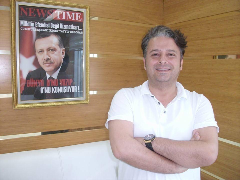 """Elhakan: """"Liderimiz Erdoğan'ın destekçisiyiz"""""""