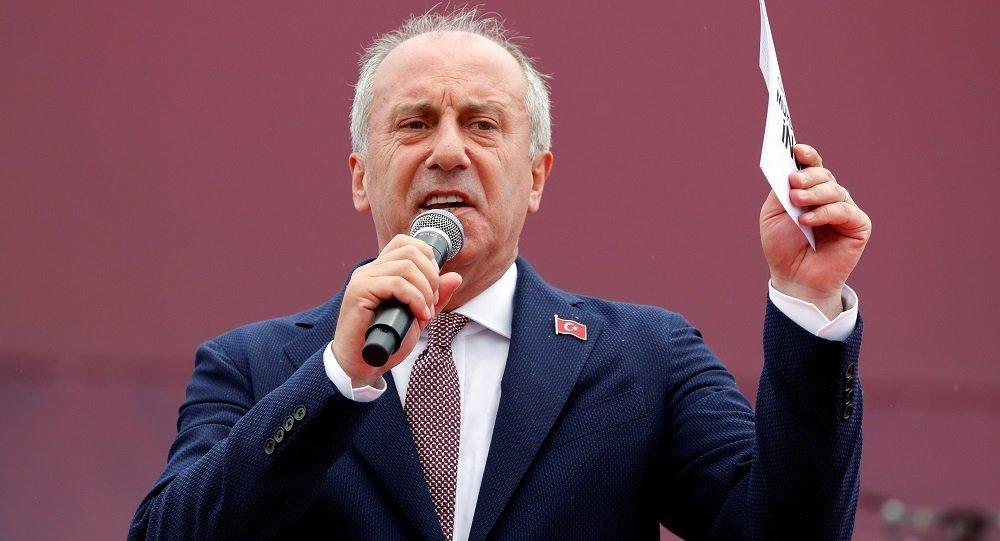 İnce: Erdoğan seçilirse dolar yükselecek