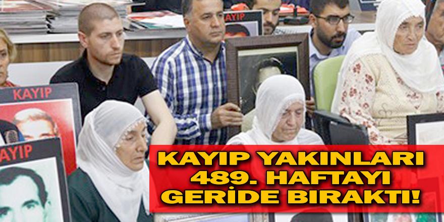KAYIP YAKINLARI 489. HAFTAYI GERİDE BIRAKTI!