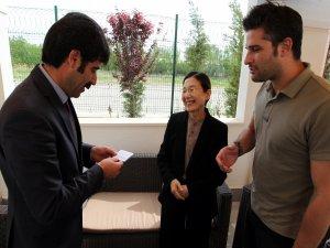 Van Belediye Başkanından Dr.Miyazaki'nin ailesine ve japon halkına mektup