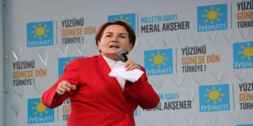 'Akşener, Erdoğan'ın başkan yardımcılığı teklifini kabul etti' iddiasına açıklama
