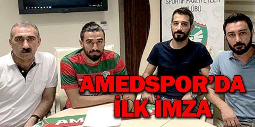 Amedspor, Oğuz Çetinkaya ile yeniden anlaştı.