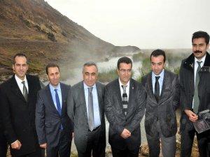 Bitlis'te jeotermal enerji çalışmaları başladı