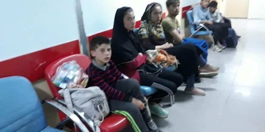 28 Afganistanlı Yakalandı