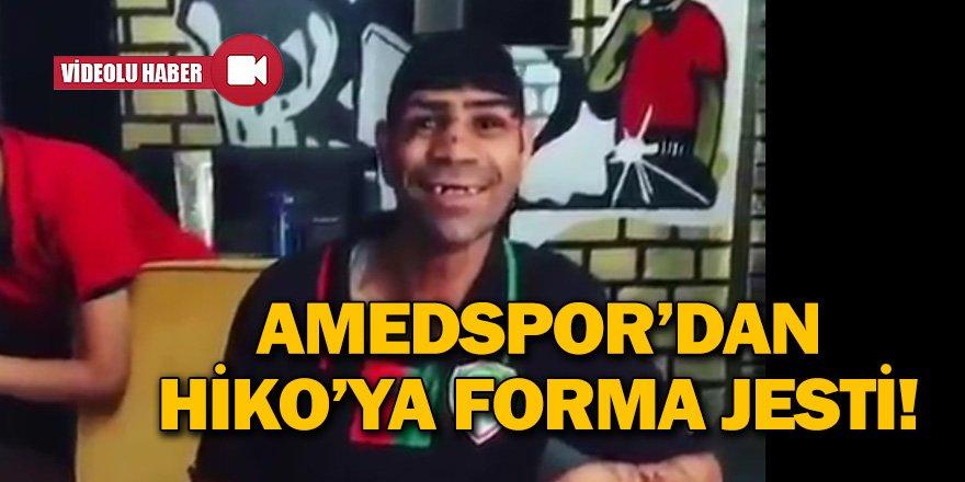 HİKO'YA FORMA JESTİ!