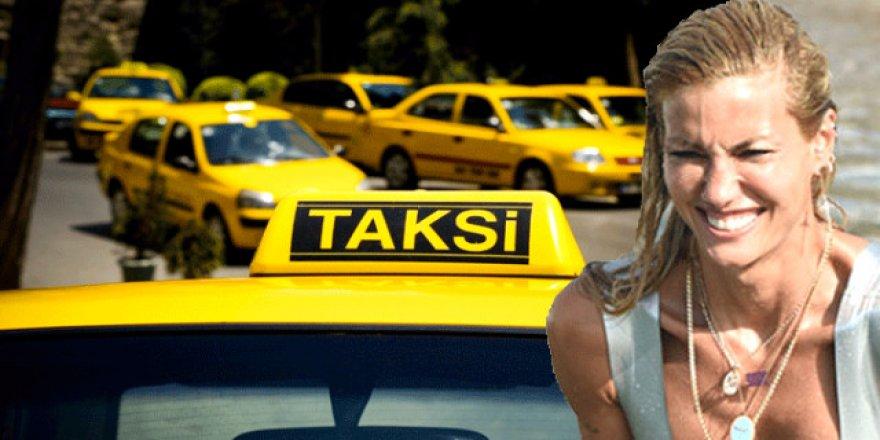 Çağla Şikel'in 3 TL İçin Taksiciyle Birbirine Girdiği İddiası