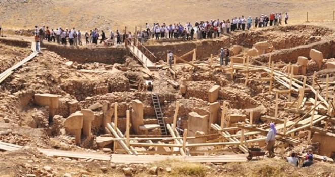 Göbeklitepe'nin Tanıtımıyla Türkiye'nin Turizmine Katkı Sağlanacak
