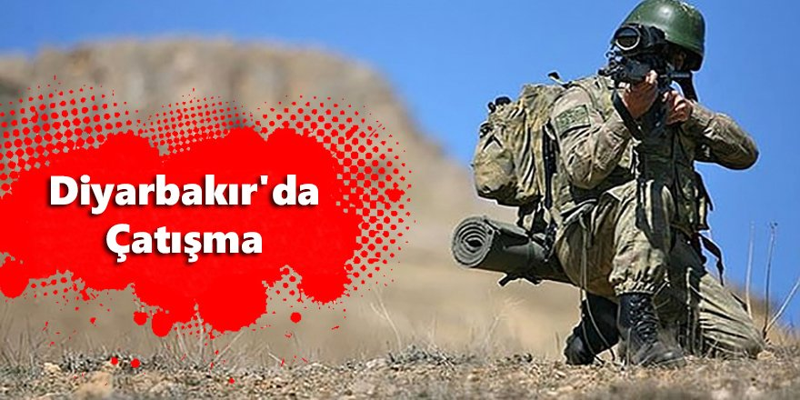 Diyarbakır'da çatışma Çıktı...