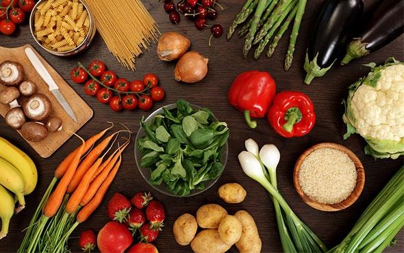 Sindirim sisteminin çalıştıran yiyecekler neler
