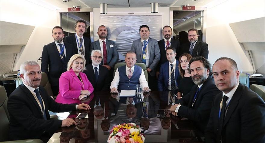 Erdoğan, yeni bakanları değerlendirdi: Dünyayı iyi tanıyorlar