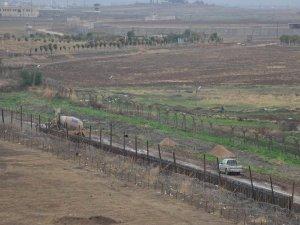 Nusaybin'de 'utanç duvarı' yapımına devam ediliyor