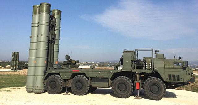 NATO Komutanından S-400 Açıklaması: NATO İçin Risk