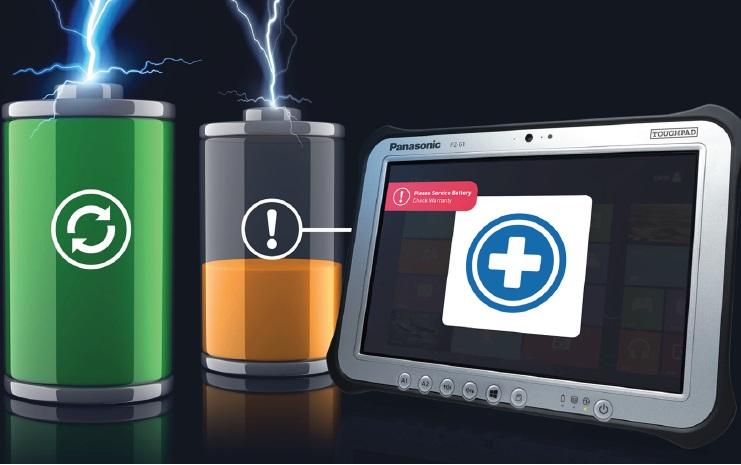 Panasonic Akıllı Batarya Garantisi'ni başlatan ilk firma oluyor