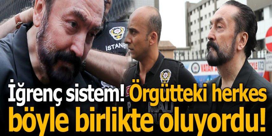 İĞRENÇ SİSTEM!