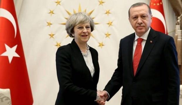 Erdoğan, May'i İkna Etti