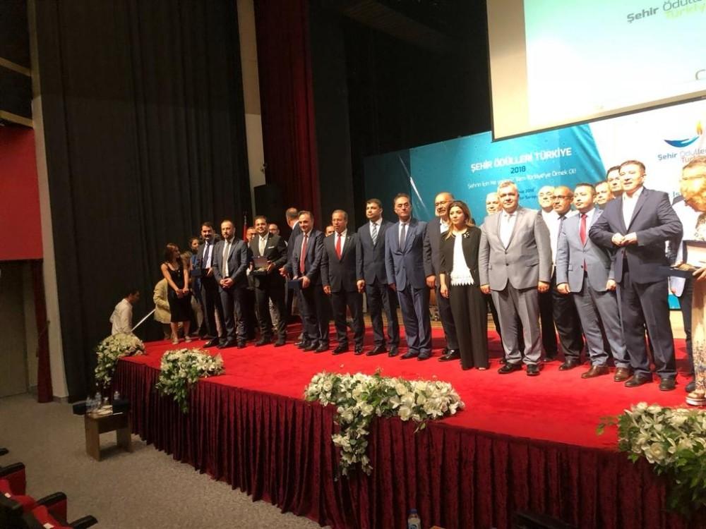 Yılın İşbirliği Ödülü Mardin'e