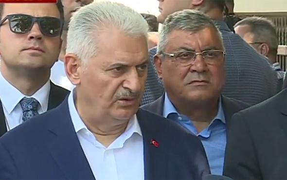 Yıldırım'dan Türkiye'yi tehdit eden ABD'ye yanıt