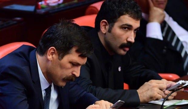 Erkan Baş ve Barış Atay HDP'den ayrılıyor!
