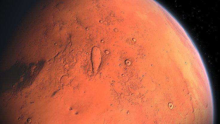 Gözler gökyüzünde: Mars çıplak gözle görülecek