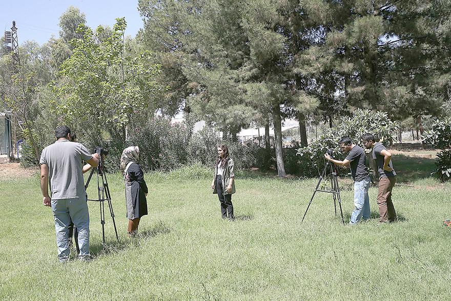 Mardinli Yönetmen Anadolu'dan Hikayeleri Dünyaya Taşıyor
