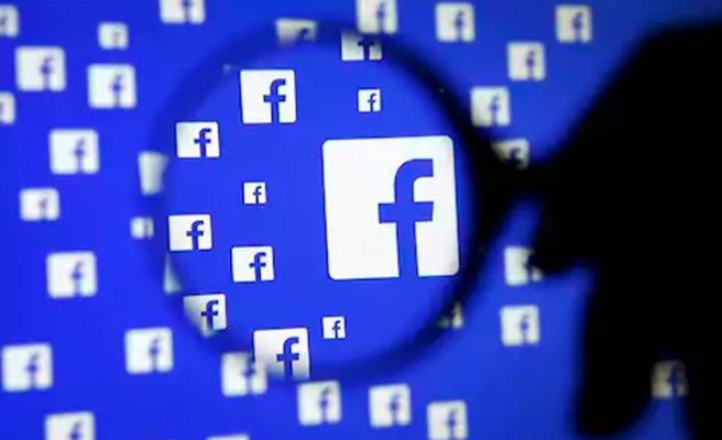 Facebook, 'sahte davranış gösteren' hesapları kaldırdı