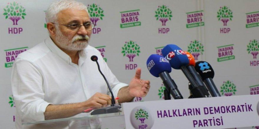 HDP yerel seçimlere bu kez kendi adıyla katılacak