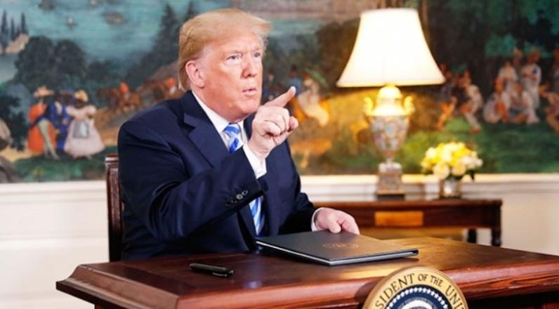 Trump ABD vatandaşlığına sınırlama getiriyor