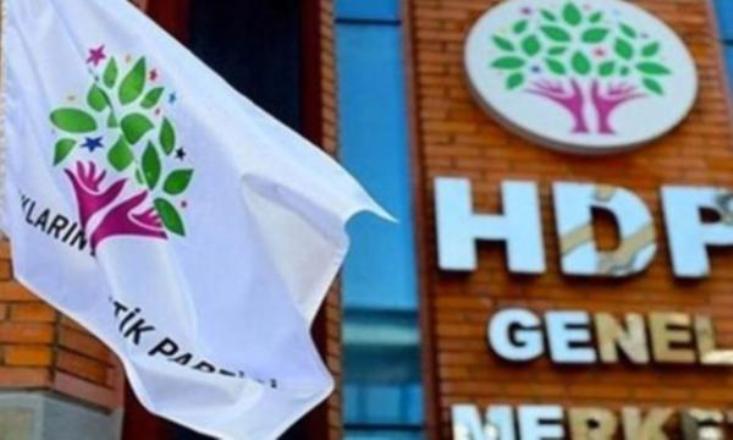 HDP'li vekillerin danışmanlarına güvenlik vetosu