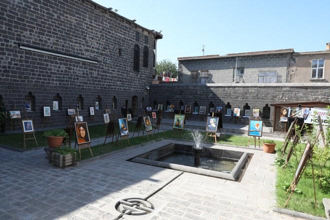 'Yansımalar' sergisi sanatseverlerin ziyaretine açık olacak