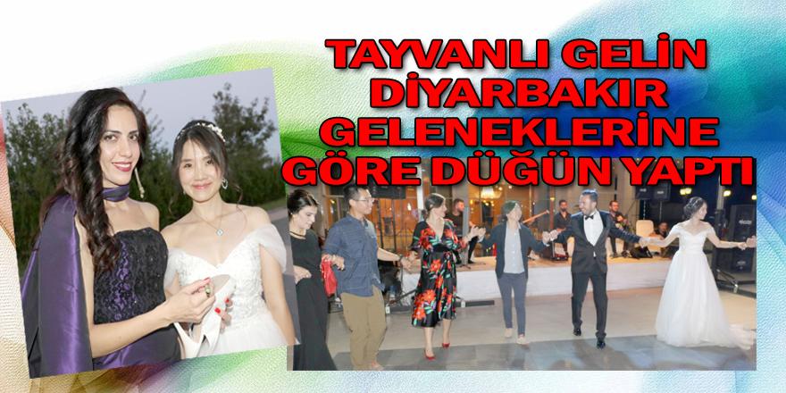 Diyarbakır hayranı gelin düğünü burada yapmak istedi
