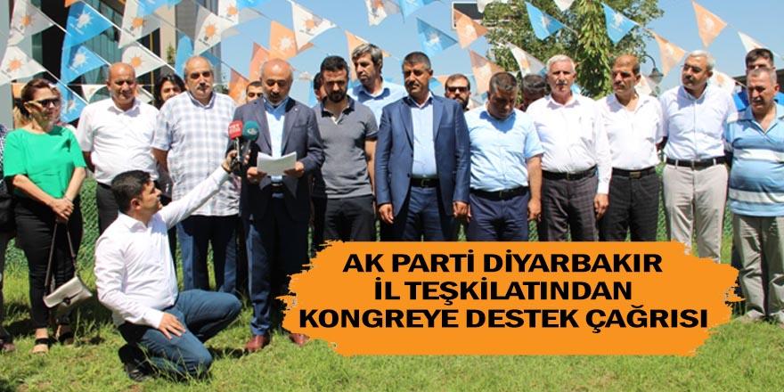 AK Parti'de kongre