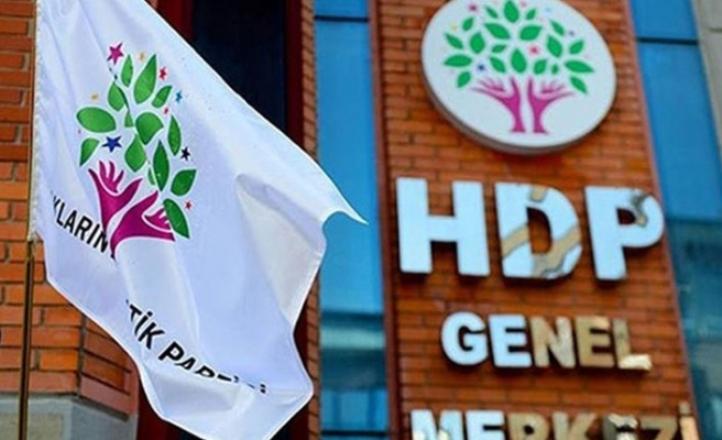 HDP'den Şengal'deki hava saldırısına kınama