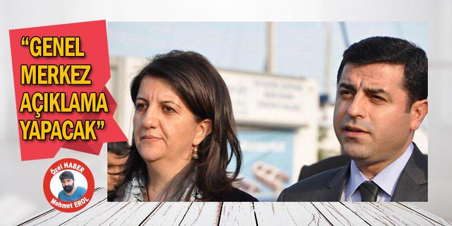 Buldan'dan Demirtaş açıklaması!